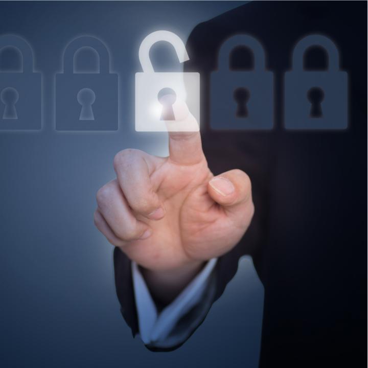 個人情報の安全対策